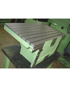Feststehender Winkeltisch 6020 gebr. für Deckel FP4NC, FP4A Fräsmaschine