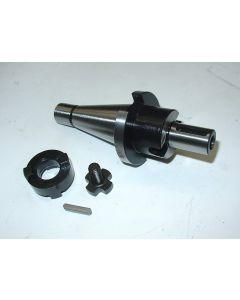 Kombiaufsteckdorn SK30 D16, DIN2080.
