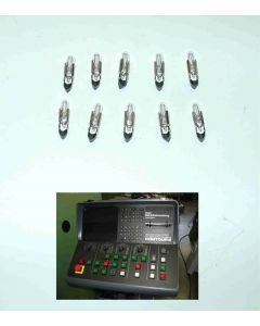 10x Lampe 51040001 für Deckel NC Fräsmaschine mit Contour 3