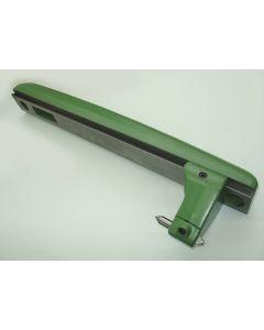 Gegenhalter + Gegenlager gebr.grün für Teilkopf -  Deckel  Fräsmaschine