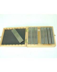 Parallelleistensatz 120x8 mm 8 Satz z.B. für Deckel  Fräsmaschine