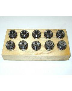 Spannzangensatz ER16  D1-10mm,