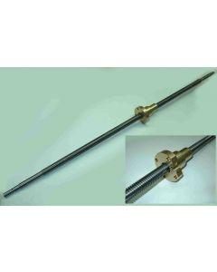 X-Achse Spindel 2203-2220 NEU für Deckel FP4M / 4MK