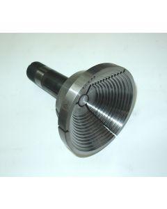 Stufenspannzange 386 E gebr. Innenspannen 43-98mm für Weiler Drehmaschine