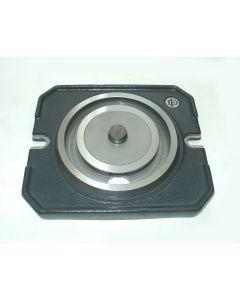 Drehplatte für Hydraulik Schraubstock Hilma mit 100 mm Backenbreite