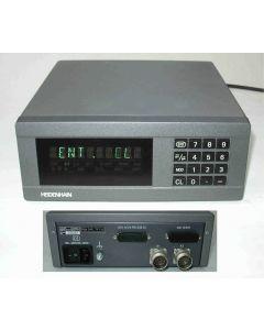 1 Achsen Zähler im Austausch (Exchange) ND 281B  Digitalanzeige von Heidenhain