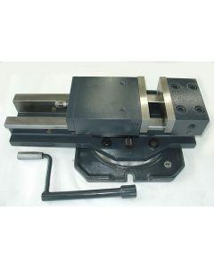 Hydraulik Schraubstock 160mm Hilma z.B. für Deckel Fräsmaschine.