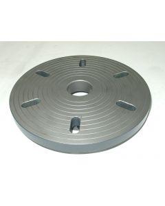 Planscheibe D250mm gebr. für Deckel-Teilapparat SK40
