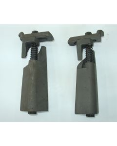 Stufenpratzen 12mm 180-255 NEU z.B. Deckel Fräsmaschine