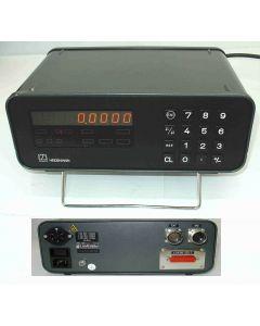 1 Achsen Zähler im Austausch (Exchange) VRZ 460  Digitalanzeige von Heidenhain