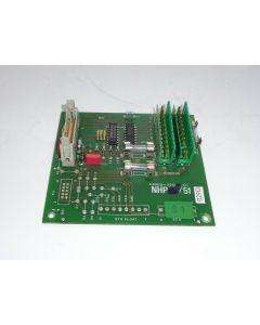 Handradkarte NHP51 im Austausch (Exchange)  für Deckel Fräsmaschine mit D4 / C3
