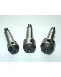 3 Flächenspannfutter MK4 S20x2 D12,16,20 z.B. für Deckel Fräsmaschine