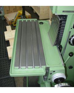 Feststehender Winkeltisch grün neuwertig für Deckel FP1 Fräsmaschine