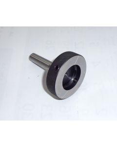 Einspannschaft zylindrisch D12 mm für Centricator C III z.B. Deckel Fräsmaschine