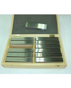 Parallelleistensatz - Parallelunterlagen 120x10 mm 12 Satz, Deckel  Fräsmaschine