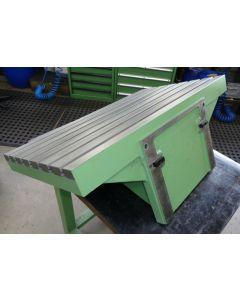 Feststehender Winkeltisch für Deckel FP3 - 50 Fräsmaschine
