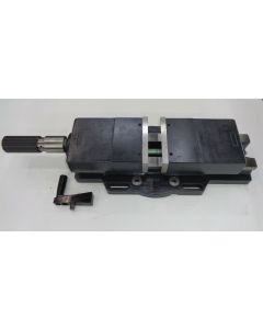 Hydraulik Parallel - Schraubstock 160mm Arno z.B. für Deckel Fräsmaschine