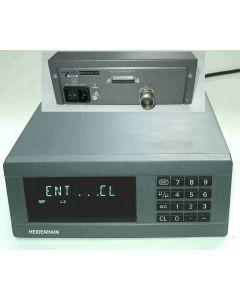 1 Achsen Zähler ND221B, Heidenhain Digitalanzeige