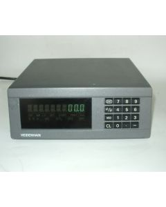 1 Achsen Zähler ND281B, Heidenhain Digitalanzeige