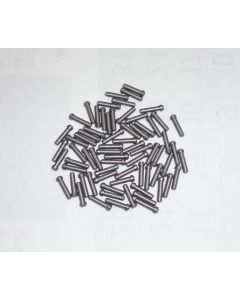 50 Abscherstifte ohne Feder f. Deckel Fräsmaschine FP1 FP2 FP3 /L