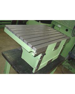 Feststehender Winkeltisch gebr. für Deckel FP4NC, FP4A Fräsmaschine