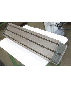 Zusatztisch gebr. für Deckel FP2LB / 3L Fräsmaschine
