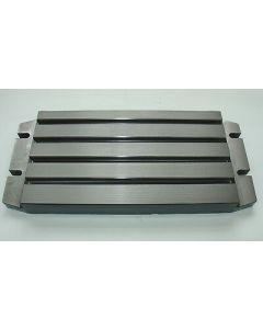 Zwischenplatte 2719-200 für Deckel Fräsmaschine FP mit 12mm Nutenbreite