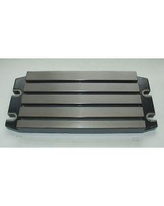Zwischenplatte 2719-200 gebr. für Deckel Fräsmaschine FP mit 12mm Nutenbreite