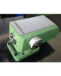 Fräskopfvorderteil FP2,3,4NC D11 gebraucht für Deckel Fräsmaschine