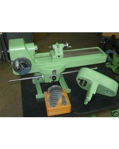 Spiralfräseinrichtung NEU für FP2 Deckel Fräsmaschine