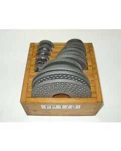 Wechselrädersatz Sprialfräseinr. Deckel Fräsmaschine