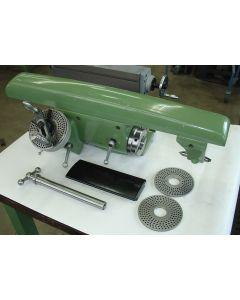 Teilkopf SK40 2212-13156 überprüft für Deckel Fräsmaschine