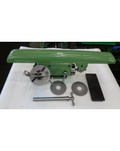 Teilkopf SK40 2212-9656 überprüft für Deckel Fräsmaschine