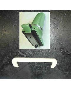 Abstreifer Stoßkopf für Deckel Fräsmaschine