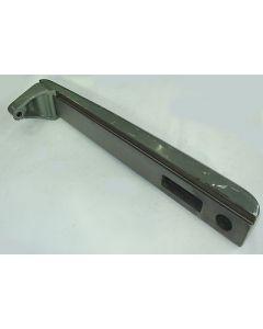 Gegenhalter + Gegenlager gebr. grau für Teilkopf - Deckel Fräsmaschine