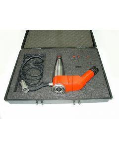 Zentriermikroskop SK40 DIN2080 z.B. für Deckel Fräsmaschine