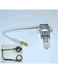 Halogenlampe 24V z. B. Deckel Fräsmaschine