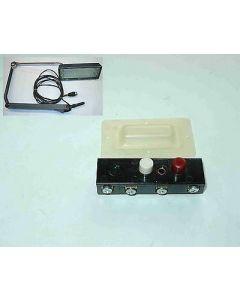 Schalter für Kaltlicht Leuchte z.B. für Deckel Fräsmaschine