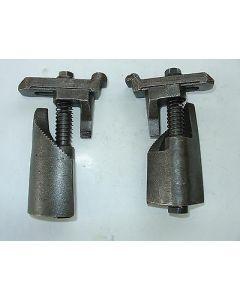 Stufenpratzen 12mm 120 -195 gebr. z.B. Deckel Fräsmaschine