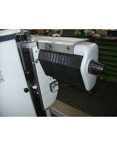 X - Balg 2200-1278 FP2 für Deckel Fräsmaschine (x 500mm)