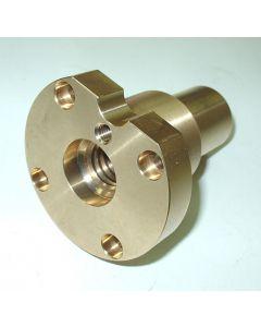 X-Achse Spindelmutter INCH f. Deckel FP4M Fräsmaschine