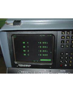 Monitor TFT für Deckel Fräsmaschine Contour1-3
