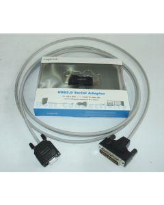 Datenübertragungskabel für C2,3/ D3-4 / D11, Deckel NC Fräsmaschine