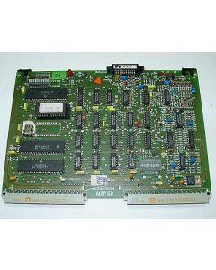 Achszählerkarte NZP59 für Deckel Fräsmaschine mit D4/C3