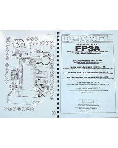 Ersatzteilplan Deckel FP3A 2206