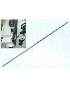Grobmaßstab X- Achse 500 mm für Deckel FP2 Fräsmaschine