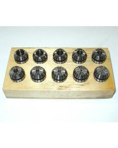Spannzangensatz ER16 D1-10mm