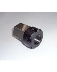 Spannzangenfutter ER40 Sechskant SW44,5, H48mm