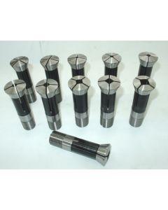 Spannzangensatz 359E K23 NEU Vierkant 2 -12 mm