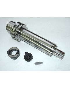 Kombiaufsteckdorn HSK63A D22 A160mm